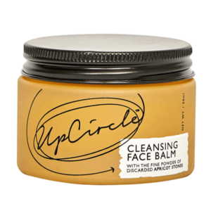 Davidii Cosmetics Upcircle cleansing face balm with apricot powder
